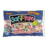 Saf-T-Pops Assorted Flavors Individually Wrapped 200 per Pack (SPA182)