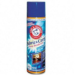 Fabric and Carpet Foam Deodorizer 15 oz. Aerosol (CHU84128)