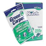 "Green Carpet Carpet & Upholstery Wipe 8 12"" x 12"" White Box of 12 (HVRBET0040)"