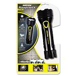 LED Aluminum Flashlight Black (RAYRNT3AAAB)