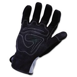 XI Workforce Glove Medium GrayBlack 1 Pair (IRNWFG03M)