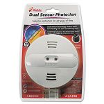 Dual Sensor Smoke Alarm 9V Battery (KID442007)