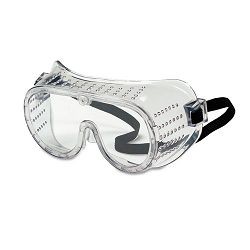 Safety Goggles Over Glasses Clear Lens (CRW2220)