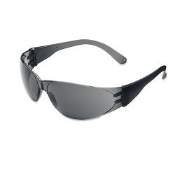 Checklite Scratch-Resistant Safety Glasses Gray Lens (CRWCL112)