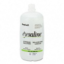 Eye Wash Saline Solution Bottle Refill 32-oz (FND3200045500EA)