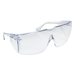 Tour Guard III Safety Glasses Clear FrameLens Box of 20 (MMM412000000010)