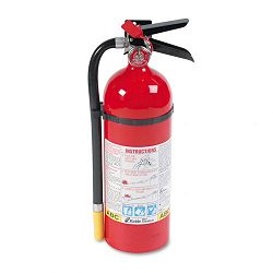 Pro Line Tri-Class Dry Chemical Fire Extinguisher Charge Weight 5 lbs. (KID466112)