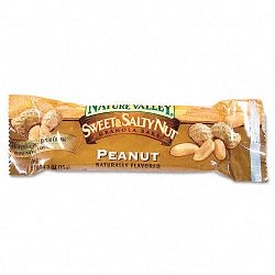 Nature Valley Granola Bars Sweet & Salty Nut Peanut Cereal 1.2oz Bar Box of 16 Bars (AVTSN42067)