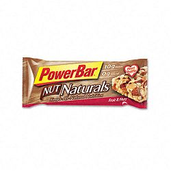PowerBar Fruit & Nuts Individually Wrapped Box of 15 Bars (NES24300)