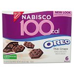 100 Calorie Packs Oreo Cookies Box of 6 Packs (ORE0617)