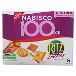Ritz 100 Calorie Snack Mix Box of 6 Packs (RTZ00609)