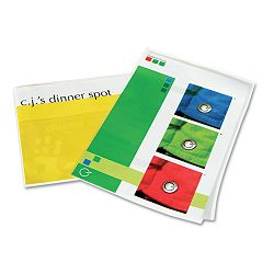 "Laminating Pouches 3 mil 12"" x 18"" Pack of 25 (FEL52011)"