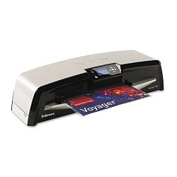 "Voyager VY 125 Laminator 12 12"" Inch Wide 10 Mil Maximum Document Thickness (FEL5218601)"