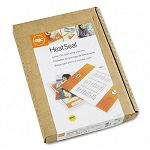 "HeatSeal LongLife Premium Laminating Pouches 5 mil 11-12"" x 9"" Box of 100 (GBC3200716)"