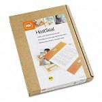 "HeatSeal LongLife Premium Laminating Pouches 7 mil 11-12"" x 9"" Box of 100 (GBC3200717)"