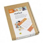 "HeatSeal Laminating Pouches 3 mil 9"" x 11-12"" Box of 100 (GBC3745022)"