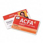 "HeatSeal Retrievable Laminating Pouches 4 mil 2-14"" x 3-35"" Business Card Pack of 25 (GBC3747285)"