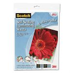"Self-Sealing Laminating Sheets 6.0 mil 8-12"" x 11"" Pack of 10 (MMMLS854SS10)"