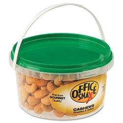 All Tyme Favorite Nuts Cashews 15 oz Tub (OFX00050)