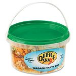 All Tyme Favorite Nuts Wasabi Party Mix 10 oz Tub (OFX00053)