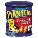 Planters Cocktail Peanuts 16 oz. Box of 12 (PTN07210)