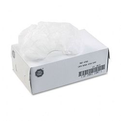 Disposable Beard Net Spun-Bonded Polypropylene White Pack of 100 (UFS7388)