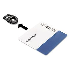 CARD FIX Card Holder Black 50Box (DBL818801)