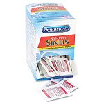 Non-Drowsy Sinus Decongestant Tablets Box of 50 Two-Packs (ACM90087)