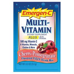 Immune Defense Drink Mix Cherry Pomegranate 0.3 oz Packet 30 Packets (ALAEF190)