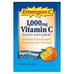 Immune Defense Drink Mix Super Orange 0.3 oz Packet 50 Packets (ALAEV279)