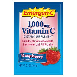 Immune Defense Drink Mix Raspberry 0.3 oz Packet 50 Packets (ALAEV280)