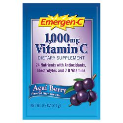Immune Defense Drink Mix Acai Berry 0.3 oz Packet 50 Packets (ALAEV282)