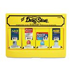 Single Dose Medicine Dispenser 120 Pieces Plastic Case (LIL23152)