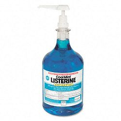 Cool Mint Mouthwash 1 Gallon with Pump (PFI42750)