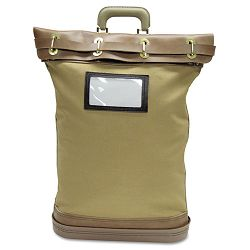 Locking Security Mail Bag 18 x 24 CorduraPlus Tan (MMF206482409)