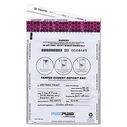 FREEZFraud Bags 9 x 12 White Box of 100 (MMF236210306)
