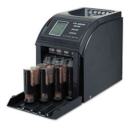 Fast Sort FS-4000 Digital Coin Sorter Pennies Through Quarters (RSIFS4000)