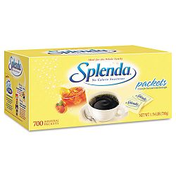 No Calorie Sweetener Packets Box of 700 (JOJ200094)