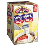 Mini Moo's Half & Half .5 oz. Carton of 192 (MMO100718)