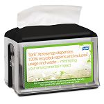 Xpressnap Tabletop Napkin Dispenser 5.8w x 7.8d x 6.2h Black (SCA32XPT)