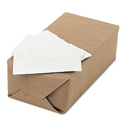 Advanced Dispenser Napkins Single-Ply 13 x 12 White 6000Carton (SCAD820)