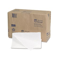 Dispenser Napkins Interfold13w x 8 12L White 6000 per Carton (SCADX900)
