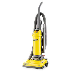 Lightweight No Touch Bag System Upright Vacuum 17.5 lbs Yellow (EUK4750A)