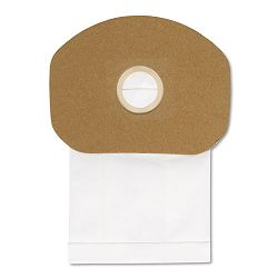 Disposable Dust Bags for Sanitaire Commercial Backpack Vacuum 10 Pack (EUK6237010)