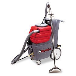 Commercial Carpet Extractor 9 Gallon TankCapacity 50-Ft Cord Red (EUKSC6080A)