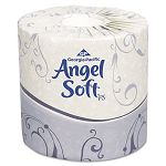 Angel Soft ps Premium Bathroom Tissue 450 Sheets per Roll Carton of 80 Rolls (GEP16580)