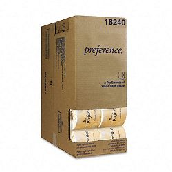 Preference Embossed Bath Tissue Dispenser Box 550 Sheets per Roll Carton of 40 Rolls (GEP1824001)