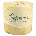 Preference Embossed 2-Ply Bathroom Tissue 550 SheetRoll Carton of 80 Rolls (GEP1828001)