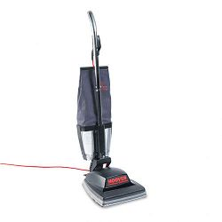 Commercial Guardsman Bagless Upright Vacuum 16 lbs Black (HVRC1433010)