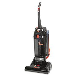 Commercial Bagless Hush Upright Vacuum 15 lbs Black (HVRC1660900)